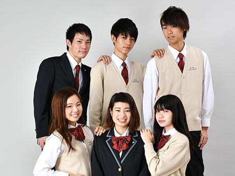 北海道芸術高等学校の制服 | GO!通信制高校|通信制高校・サポート校情報